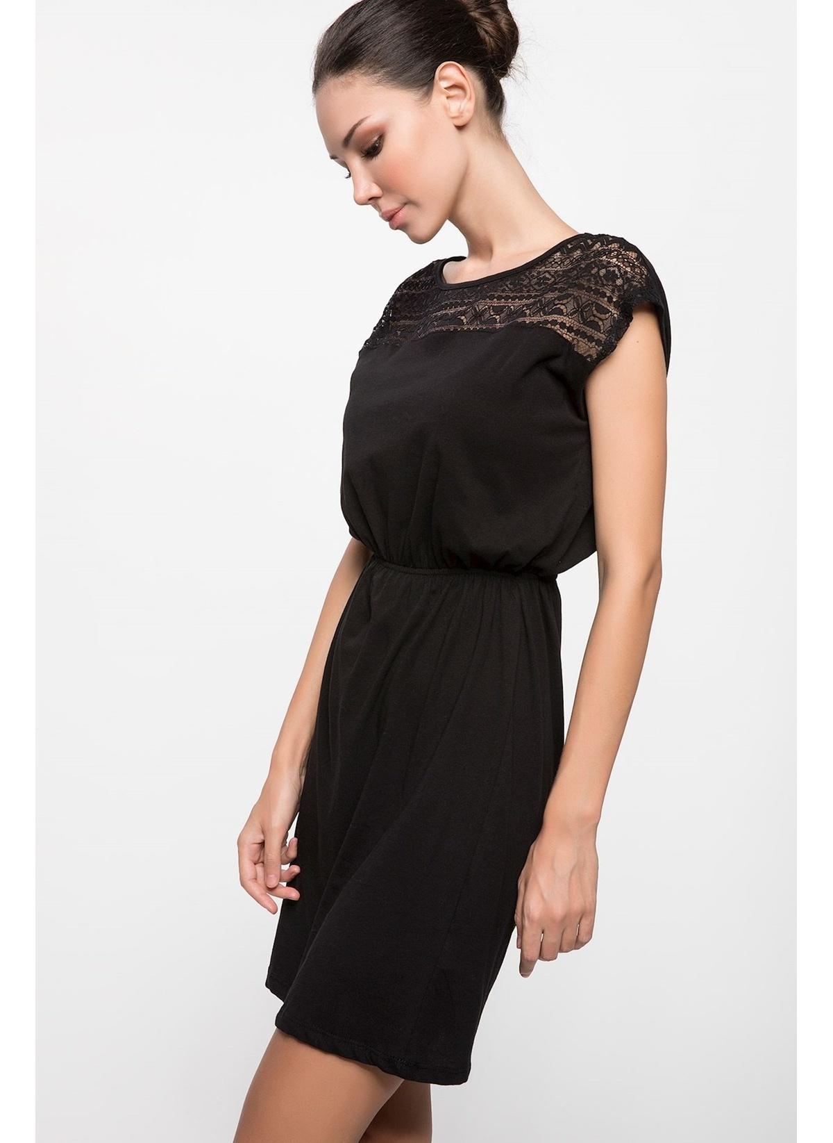 Defacto Dantel Detaylı Elbise K0331az18aubk46elbise – 29.99 TL
